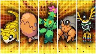 Maractus  - (Pokémon) - Como Capturar a Sandshrew Maractus Sigilyph Dwebble & Trapinch | Pokémon Blanco 2 & Pokémon Negro 2
