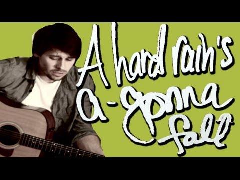 Música A Hard Rain's A Gonna Fall