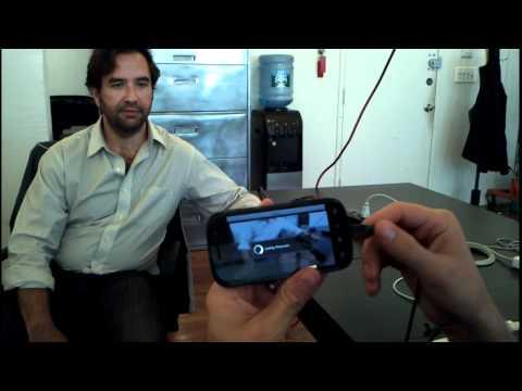 Video of ObscuraCam