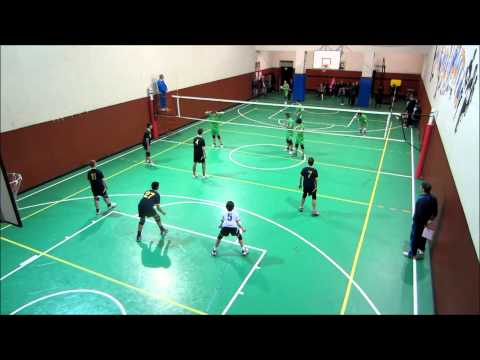 Preview video Highlights partite dell´under 15
