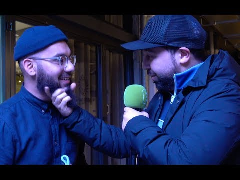 Salaheddine: Moslimbaard vs. Hipsterbaard (video)