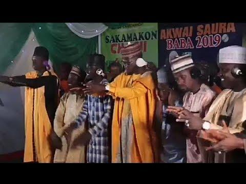 Kalli Sabuwar Waka Mai Zafi da Mawakan Kannywood su yiwa Baba Buhari....Latest Video