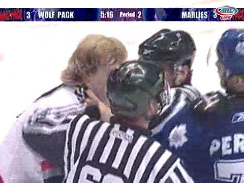 Dale Weise vs. Todd Perry