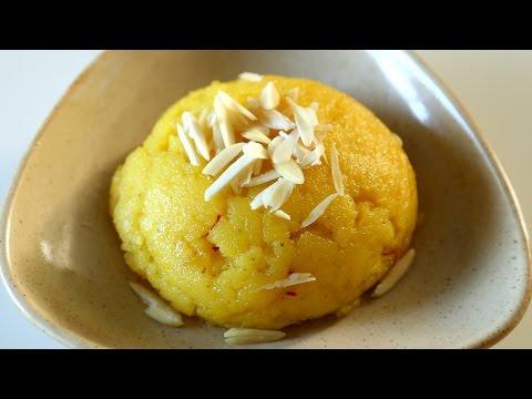 Moong Dal Halwa Recipe | Indian Dessert Recipe | Masala Trails With Smita Deo