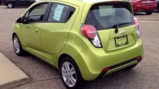 Preview Picture Of Video U00272013 Chevy Spark LS Jalapeño Heritage Chevrolet  269 223