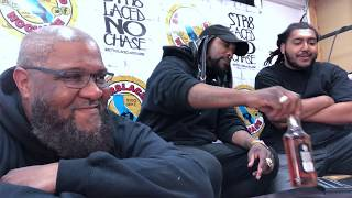 Str8laced No Chase Interviews Connect the Coast Records