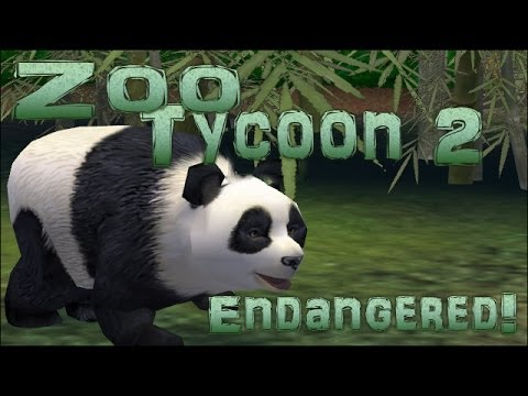 Endangered! - Don't Cuddle the Pandas (Too Much) - Episode #1