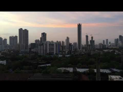 How  the Time Lapses in Mumbai....
