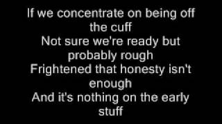 arctic monkeys if you found this it's probably too late-lyrics