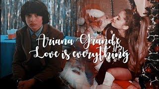 Ariana Grande – Love Is Everything   Traduction française (+multifandom spécial noël)