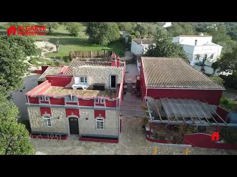 Santa Barbara Nexe - Maison V4 traditionnelle de charme en Algarve