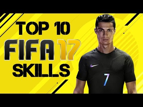 Top 10 FIFA 17 Skills in REAL LIFE | UFS2000
