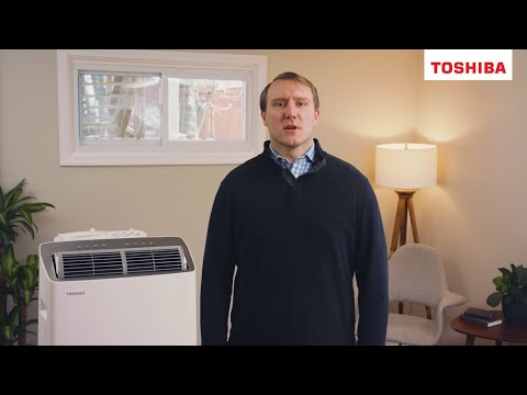 Toshiba Inverter Portable AC Overview