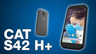 Cat® S42 H+: Das hygienischste Smartphone (2021)