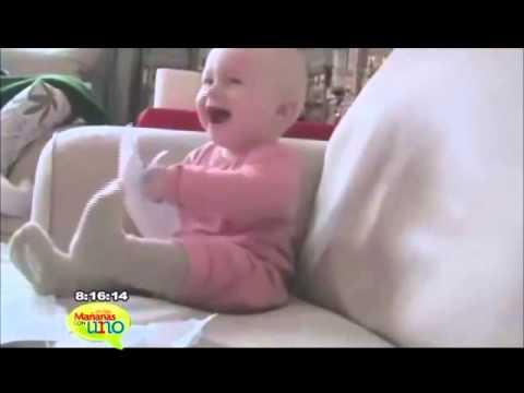¡10 Bebés Que te Matarán De La Risa!