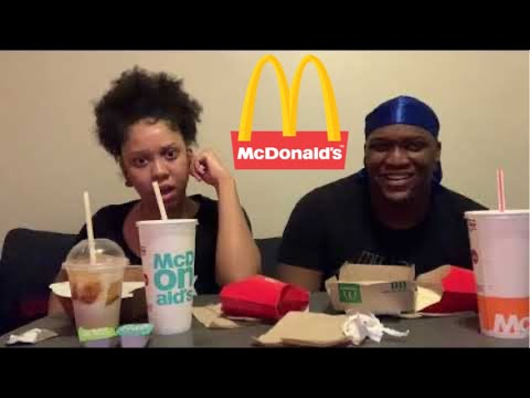 When Your Co Workers Think They're The Manager... | McDonald's Mukbang