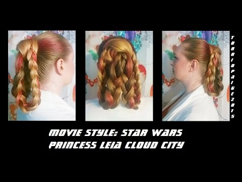 Download Movie Style: Star Wars Princess Leia Cloud City Mp4 HD Video and MP3