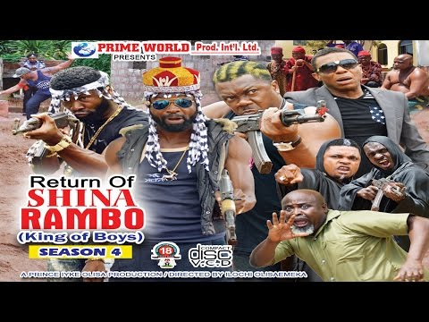 RETURN OF SHINA RAMBO PT 4