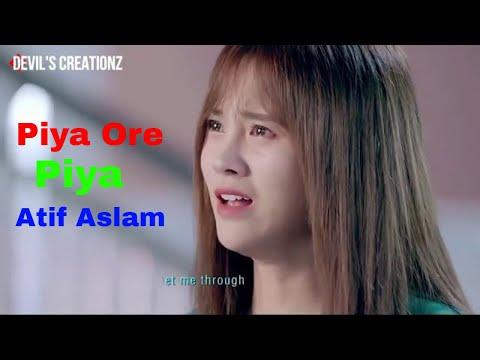 Piya O Re Piya Feat. Atif Aslam Korean Romantic Song.......