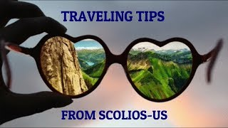 Traveling with a Scoliosis Brace