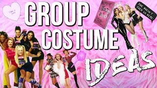 10 Group Halloween Costume Ideas 2016! Last Minute Costume Ideas!