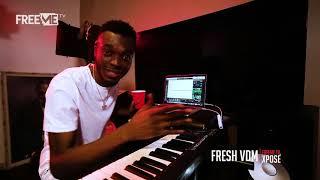 Davido   Nwa Baby [Production Sneak Peak By Fresh VDM]    FreeMe TV Xposé