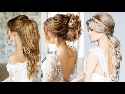"""15 Best """"""""Hairstyle October 2019"""""""" for Wedding/party/Function"""