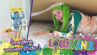 Lollymánie - Šmejdíme v novém studiu