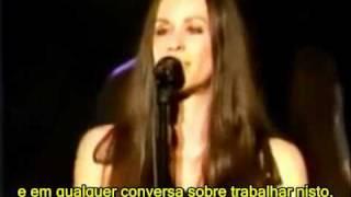 Narcissus - Alanis Morissette - tradução - legendado