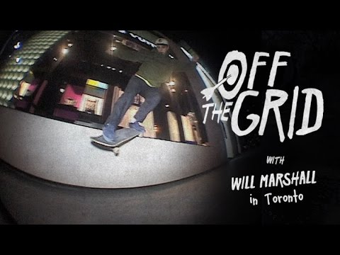 Will Marshall - Off The Grid