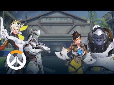 Archive des missions Overwatch (FR) de Overwatch