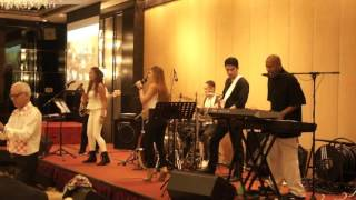Covers Band (song: Celebration)  - Entertainment for Corporate Events