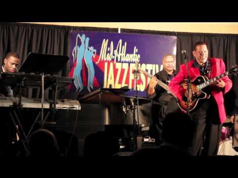 Mark Mosley and Band (Mid Atlantic Jazz Festival)