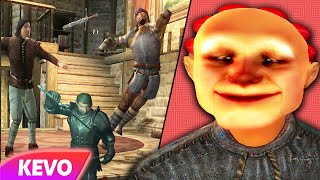 The Elder Scrolls IV: Oblivion is a complete mess and it's my fault