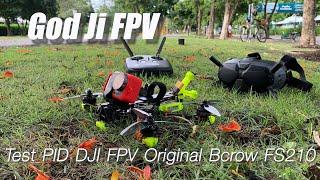 DJI FPV Original Bcrow FS210 God Ji FPV