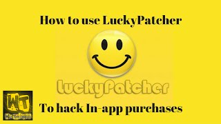 How to use LuckyPatcher to hack In-app purchases (Android).