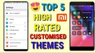 top 5 themes for miui 9 - मुफ्त ऑनलाइन