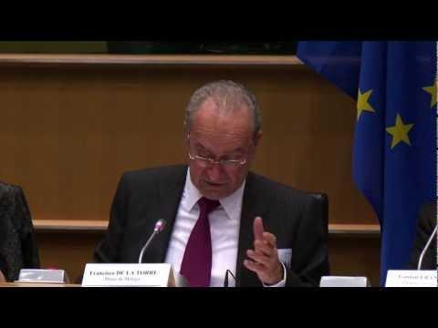 Presentación Plataforma CAT-MED - Bruselas (versión resumida)