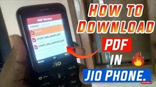 Pdf Reader App For Jio Phone