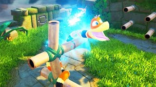 Snake Pass | PC GAMEPLAY | HD 1440P