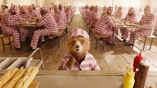 【小Q】一只熊被关押監獄,因吃不慣這里飯菜,將做飯的獄霸給教訓一頓!