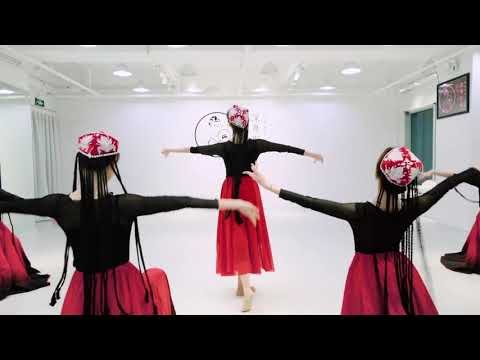 维族舞蹈 💃Saray Maxripi💃