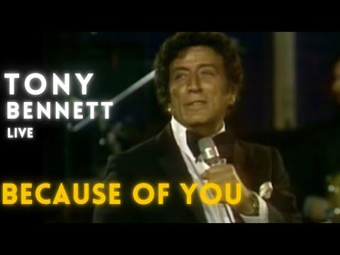 Live in Concert - Tony Bennett - Because of you.m4v