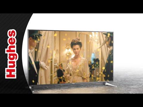 2017 Panasonic EX600 UHD 4K HDR TV