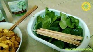 Thịt Nướng Lá Chanh, đơn Giản Mà Ngon Nhức Lách | Global Garden