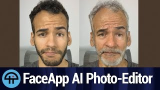 How To Use FaceApp's AI Photo Editor