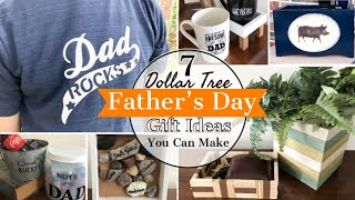 7 Dollar Tree DIY FATHER'S DAY GIFT IDEAS 2020 | LAST MINUTE FATHER'S DAY GIFTS