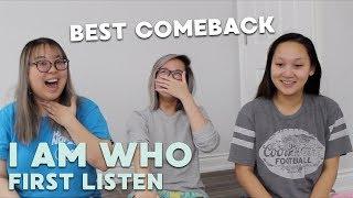 FIRST LISTEN | STRAY KIDS (스트레이 키즈) 'I AM WHO' ALBUM