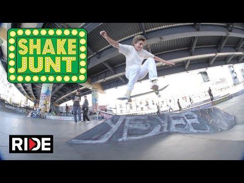 Elissa Steamer Ride Or Die - Shake Junt