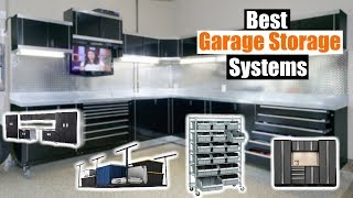 Best Garage Storage Systems 2020 You Must Buy! Complete Buyers Guide